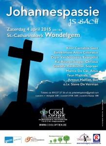 Affiche JP Wondelgem